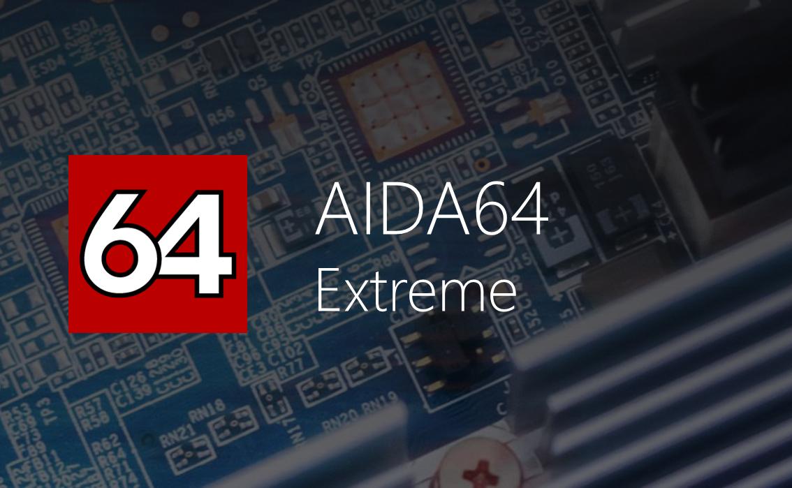 AIDA64 Extreme Edition (Everest Ultimate)
