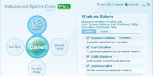 Advanced SystemCare Free indir