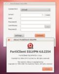 FortiClient SSL VPN 5.6