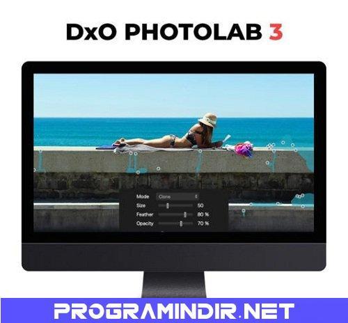 DxO Photo Software Suite (11.2019) Photoshop ve Lightroom WIN için Bağımsız ve Eklenti