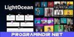 CodeCanyon – LightOcean v1.0 – Testimonial Cards Showcase HTML5 indir