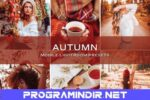 CreativeMarket – 5 Autumn Lightroom Presets