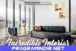 CreativeMarket – Incredible Interior Actions for Ps indir