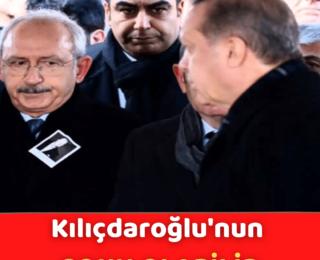 Kılıçdaroğlu'nun sonu olabilir