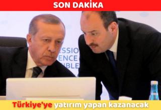 Türkiye'ye yatırım yapan kazanacak