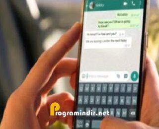 2021'de WhatsApp Da Neler Olacak ?