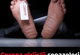 Corona virüslü cenazeleri yıkamak için 1000 TL isteyen imam