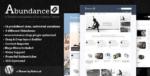 Abundance – Ecommerce Business Tema