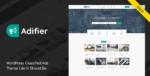 Adifier – Classified Ads WordPress Tema