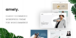 Amely – eCommerce WordPress Theme for WooCommerce Tema