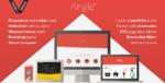 Angle – Flat Responsive Bootstrap Multipurpose Tema