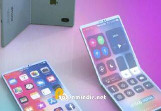 Apple'ın Katlanabilir iPhone'ları Test Ettiği İddia Edildi