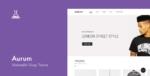 Aurum – Minimalist Shopping Tema