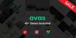 Avas | Multi-Purpose Responsive WordPress Tema
