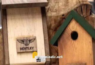 Bentley, Fabrikasına Kuş ve Yarasa Yuvaları Yapmaya Başladı