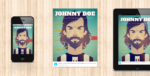 Bookcard WP – Responsive 3D Folded Vcard WordPress Tema