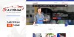 Car Dinal – Car Wash & Workshop WP Tema