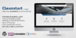Cleanstart Business – Multipurpose Business Tema