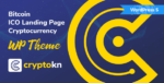 Cryptokn – ICO Landing Page & Cryptocurrency WordPress Tema