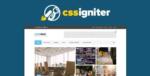 Cssigniter – Noozbeat WordPress Tema