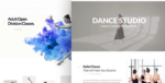Dancing Academy – Dance WordPress Tema