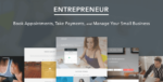 Entrepreneur – Booking For Small Businesses Tema