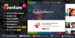 Eventum – Conference & Event WordPress Tema