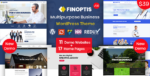 Finoptis – Multipurpose Business WordPress Tema