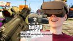 GTA 5 VR versiyonu için oyunu modladılar