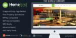 Homeland – Responsive Real Estate WordPress Tema