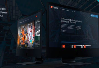 Industry Industify | Industry WordPress Theme for Industry and Factory Tema