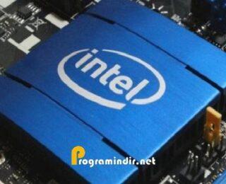 Intel'in 500 Serisi Yonga Setlerinin Logoları Ortaya Çıktı