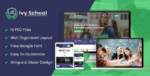 Ivy School – Education, University & School WordPress Tema