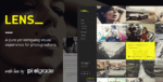Lens – An Enjoyable Photography WordPress Tema