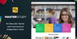 Masterstudy – Education Center WordPress Tema