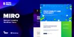 Miro – Business Consulting WordPress Tema