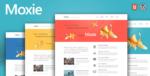 Moxie – Responsive Theme For WordPress Tema