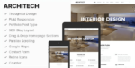 MyThemeShop Architect – Beautiful Business WordPress Tema