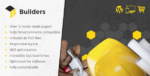 MyThemeShop Builders – WordPress Theme For Construction Websites, Architectural Firms Tema