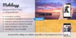 MyThemeShop Mobileapp – App WordPress Theme To Promote Mobile App Tema