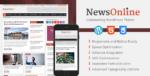 MyThemeShop Newsonline – Beautiful & Professional WordPress Magazine Tema