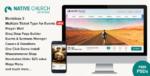 NativeChurch – Multi Purpose WordPress Tema