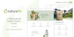 NaturaLife | Health & Organic WordPress Tema