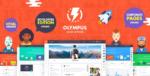 Olympus – Powerful BuddyPress Theme for Social Networking Tema