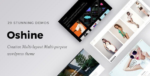 Oshine – Creative Multi-Purpose WordPress Tema