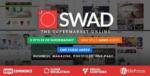Oswad – Responsive Supermarket Online Tema