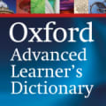 Oxford Advanced Learner's Dictionary, 8th edition
