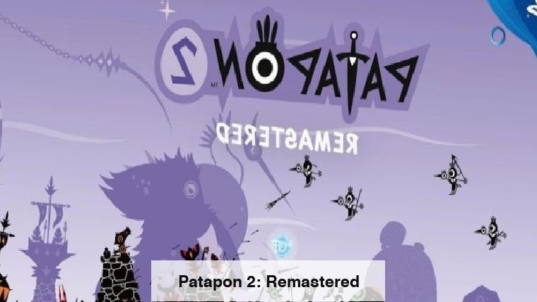 Patapon 2: Remastered