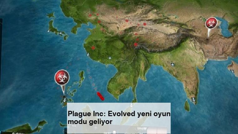 Plague Inc: Evolved yeni oyun modu geliyor