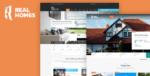 Real Homes – WordPress Real Estate Tema